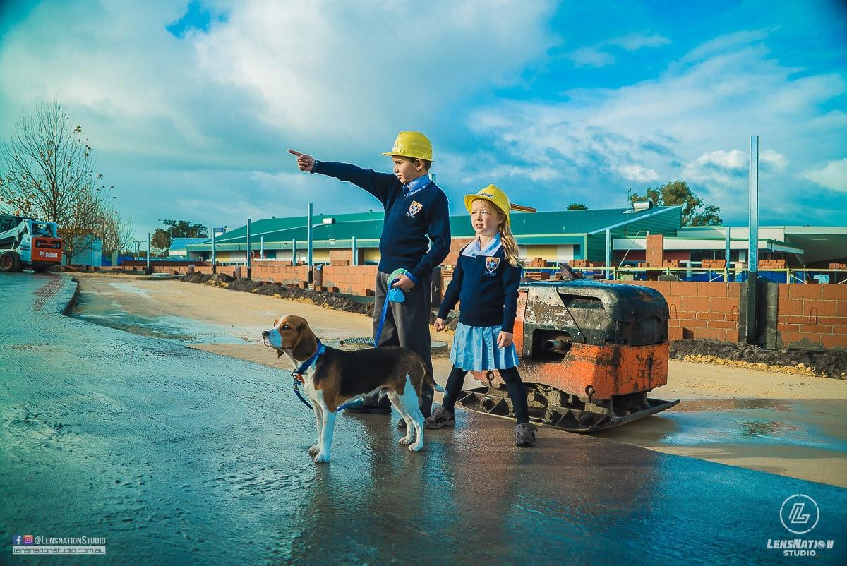 School Marketing Photoshoot Services lensnation Studio