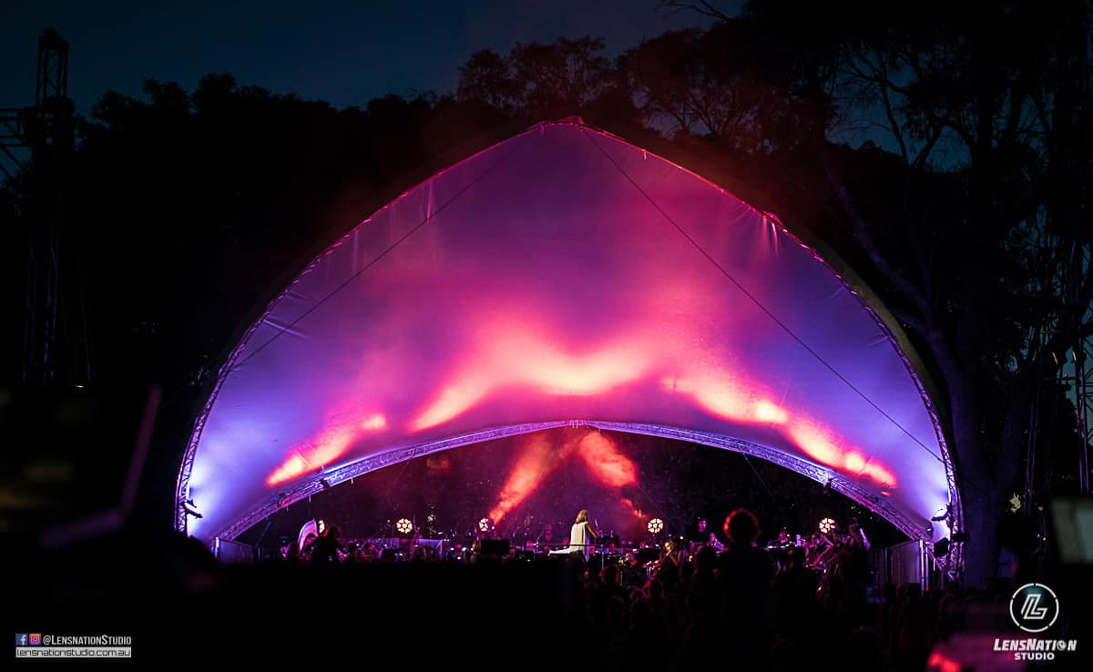 Event Photography by LensNation - Perth Symphony Orchestra performing in City of Kwinana