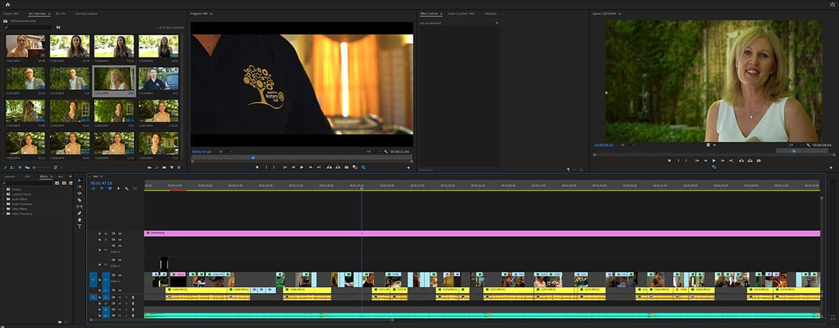 Baldivis Rotary Video Editing