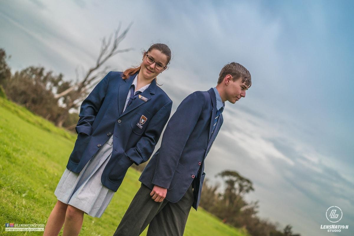School uniform Shoot Kwinana Lensnation Studio