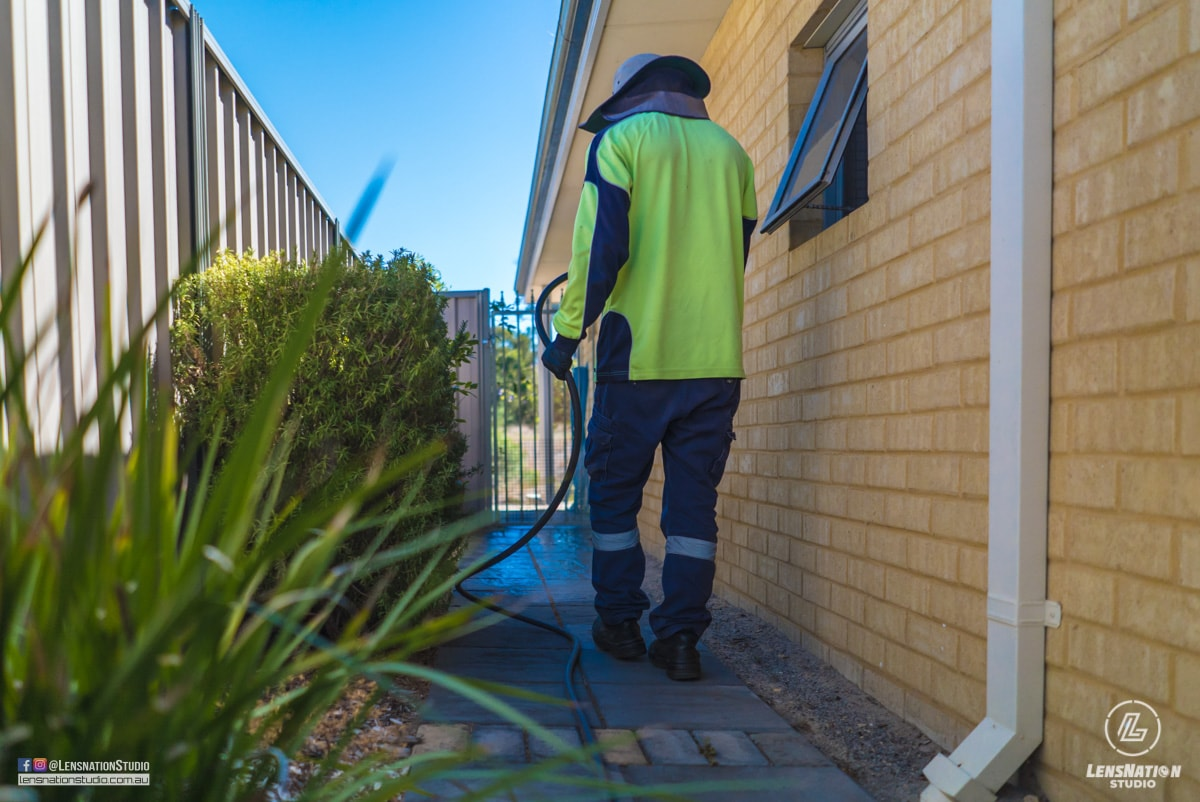 Commercial Photography services lensnation Perth for Pest management companies