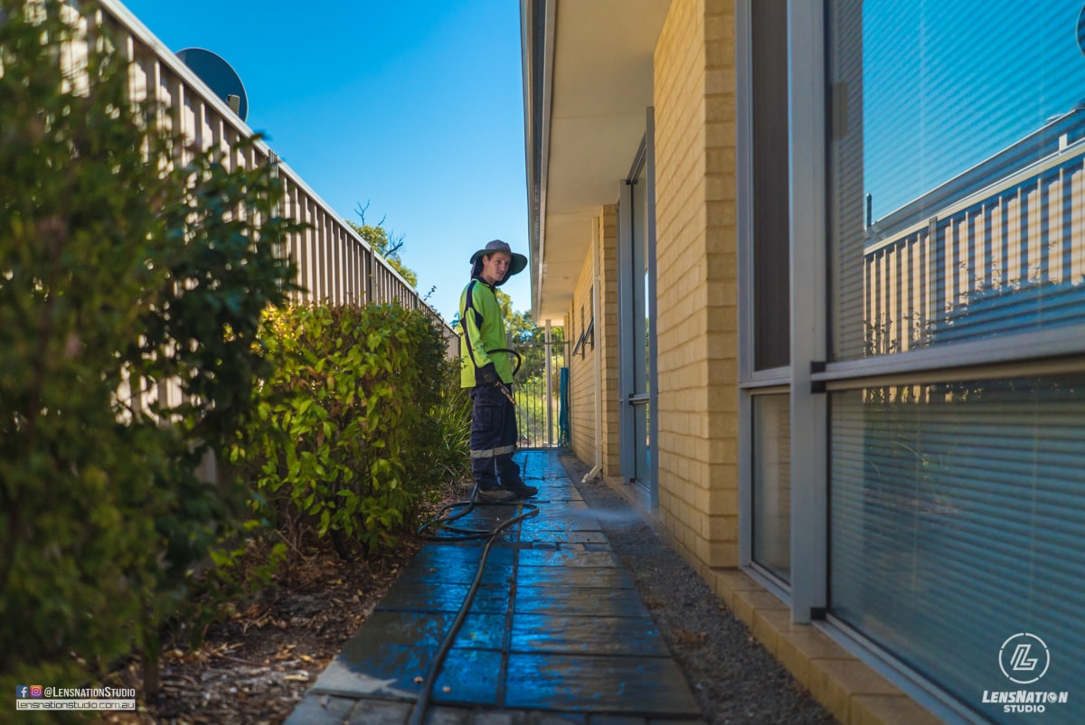 Business Photography by lensnation Perth for Pest management