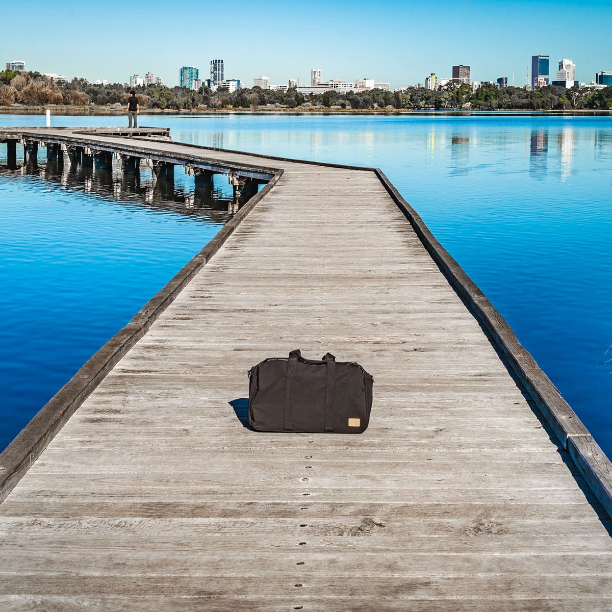 Product Photography by Lensnation Studio Perth for Pact co Travel Bags