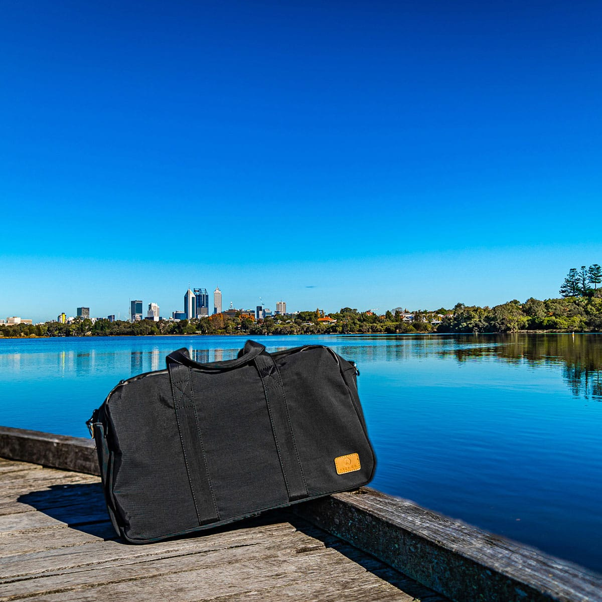 Product Photography Pact co Travel Bags by Lensnation Studio Perth