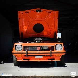 Photo of Torana Hatch with an Aussie 355 stroker Street machine