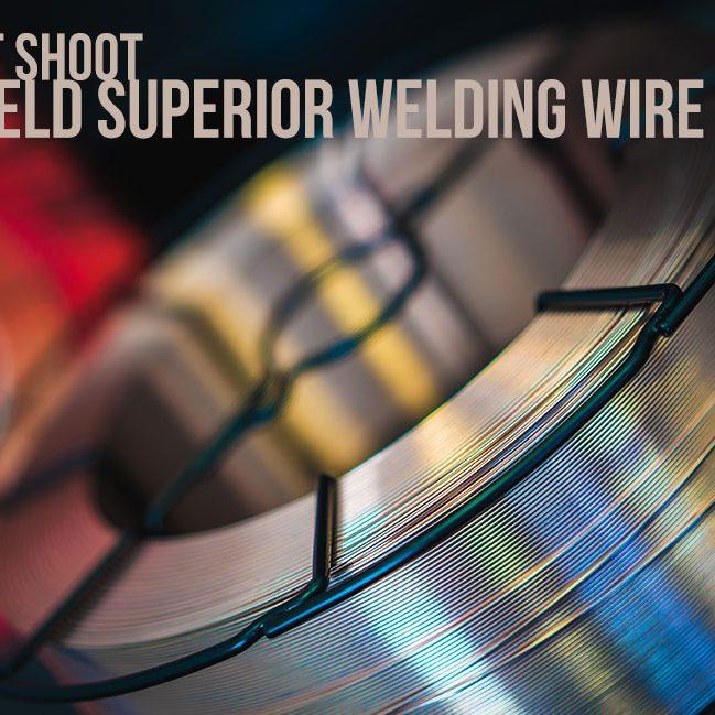 Product Shoot Alphaweld Welding Wire Industrial