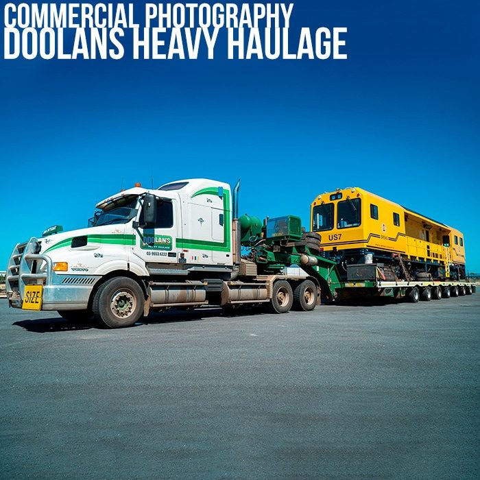 Commercial Photography Perth Doolan Heavy Haulage Lensnation
