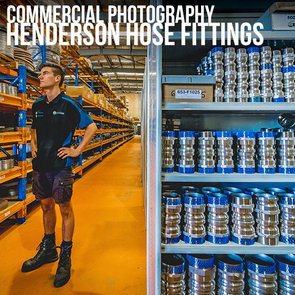 Commercial Photography Lensnation Henderson Hose Fittings Perth