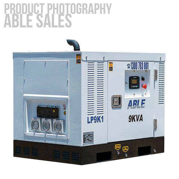 Commercial Product Photography able Sales WA