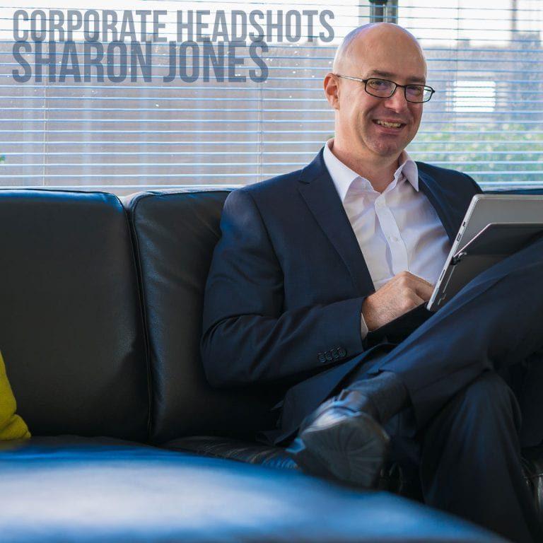 Corporate Headshots Biz vault