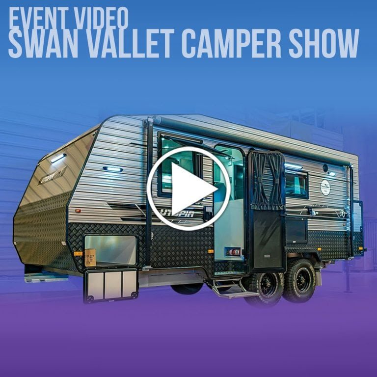 Event Video Camper Van Show