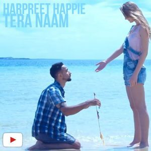 Harpreet Happie Tera Naam Music Video Perth
