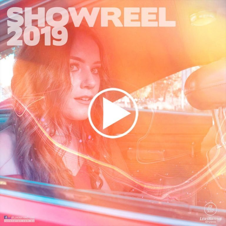 lensnation video production perth showreel 2019