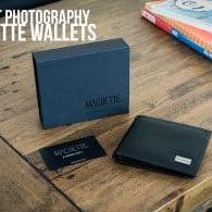 Product Photography Machette Wallet Perth