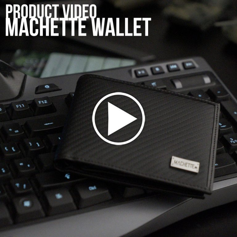 machette wallet perth product-video