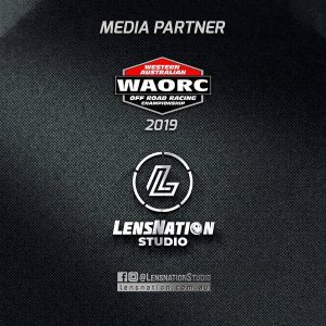 Lensnation Studio Media Partnership for Western Australian Off Road Racing Championship