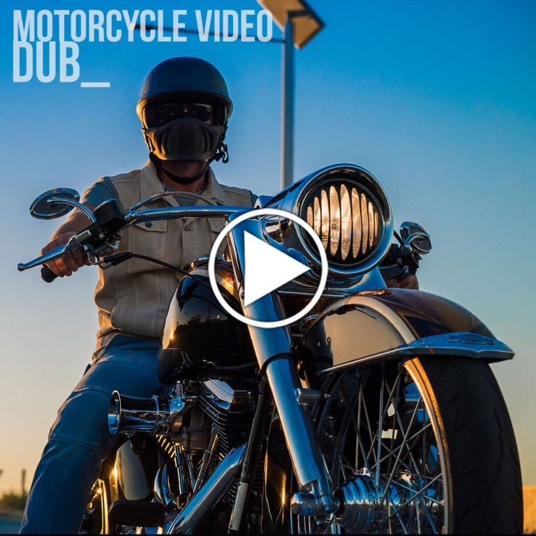 Motorcycle Video Street Machine