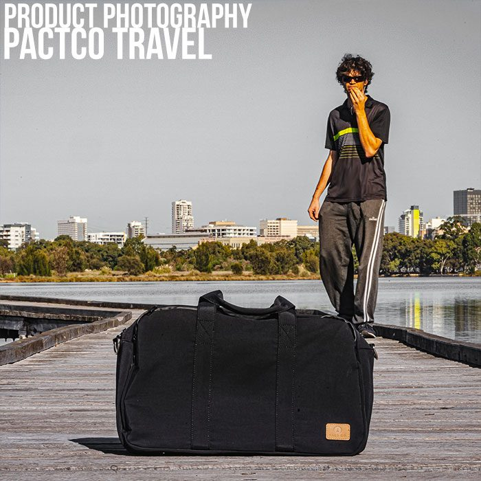 Product Photography lensnation Pact co travel