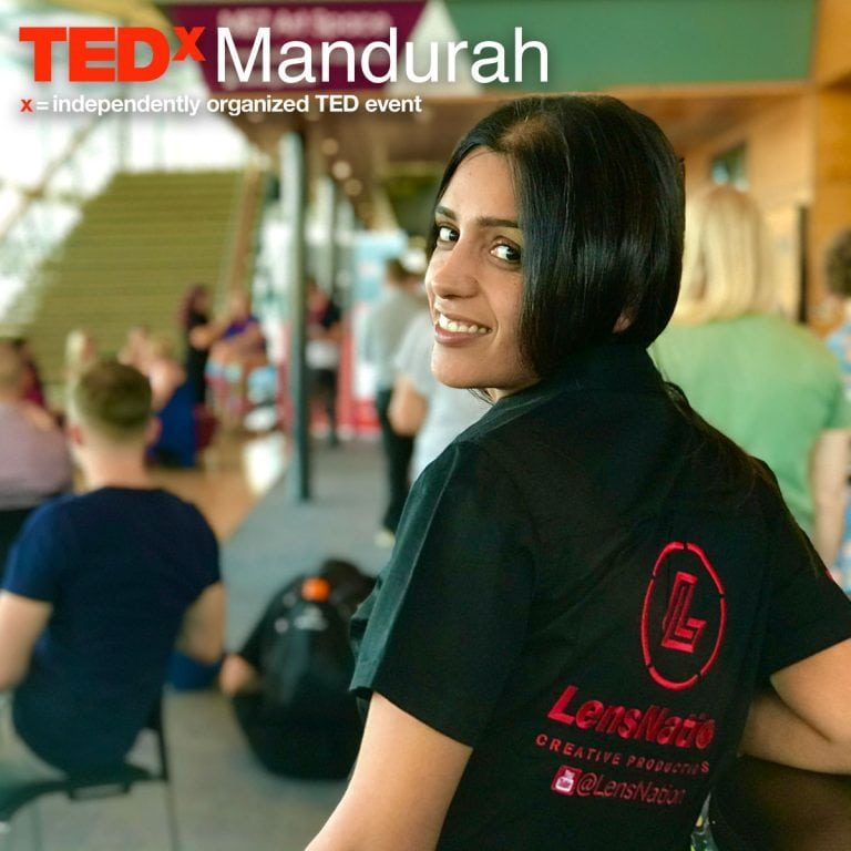 TedxMandurah shoot lensnation