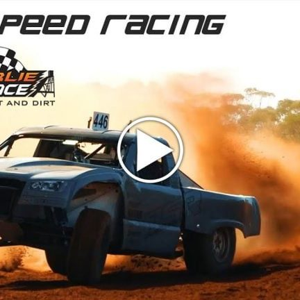 One Speed Racing Kalgoorlie Desert Race Video