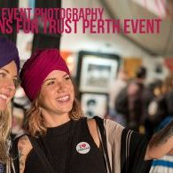 Event Turbans for trust event Perth photography